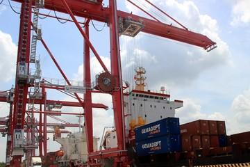 Khánh thành cảng container quốc tế 200 triệu ở quận 9