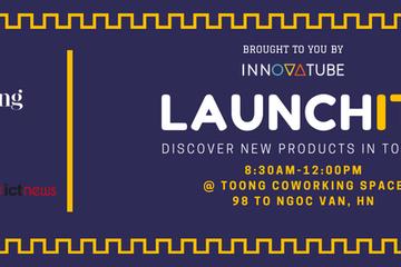 Sự kiện ra mắt sản phẩm đầu tiên cho start-up tại Hà Nội
