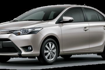 Toyota Vios mới giá cao nhất 622 triệu đồng tại Việt Nam