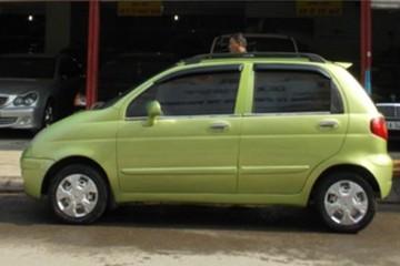 Những mẫu ôtô 100 triệu phổ biến nhất tại Việt Nam