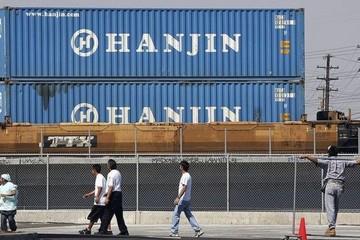 Đại gia vận tải biển Hanjin Shipping đã được cấp