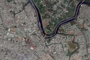 Sắp có cầu qua sông Vàm Thuật nối quận Gò Vấp và quận 12