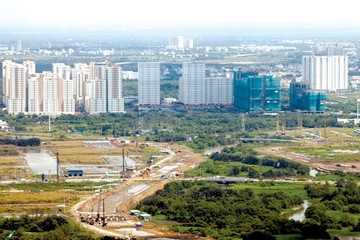 Hạ tầng giao thông kích giá bất động sản