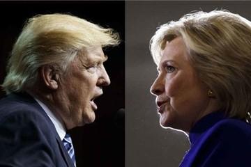 Bắt đầu cuộc tranh luận trực tiếp thú vị Hillary Clinton - Donald Trump