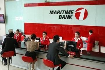 SCIC muốn bán đấu giá 2.4 triệu cp Maritime Bank