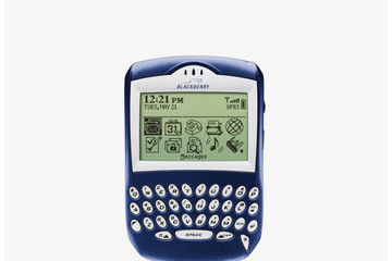 Nhìn lại một số mẫu điện thoại đời đầu của BlackBerry