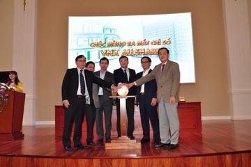 24/10 chính thức vận hành chỉ số chung TTCK Việt Nam