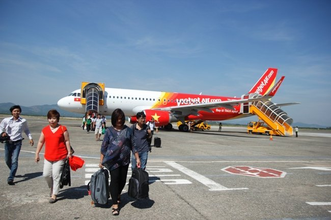 Vietjet muốn rót 20.000 tỉ đồng nâng cấp sân bay Chu Lai