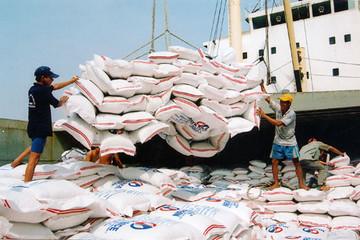 Sang Mỹ giải quyết các lô hàng gạo bị trả về