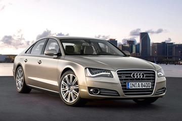 Xe sang Audi A8 ở Việt Nam bị triệu hồi do lỗi động cơ