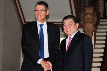 TPHCM: Vinci muốn cùng Berjaya xây trung tâm tài chính Việt Nam tại TP.HCM