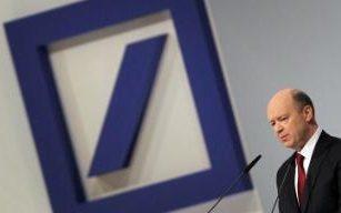 Deutsche Bank là vấn đề lớn với các quỹ phòng ngừa rủi ro