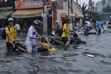 TP.HCM nằm trong Top 10 thành phố chịu ảnh hưởng ngập lụt nhiều nhất thế giới
