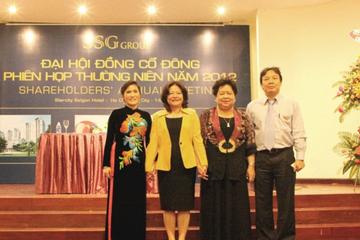 Bà Hứa Thị Phấn rút khỏi Hội đồng quản trị SSG Group