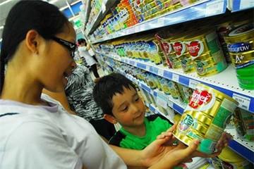Sữa Dumex chia tay thị trường Việt