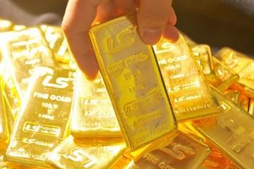 Giá vàng trong nước khởi sắc phiên đầu tuần