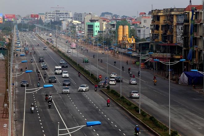 Đường bộ trên cao nối cầu Vĩnh Tuy - Ngã Tư Sở sẽ hoàn thiện đường Vành đai 2