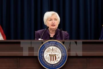 Cục dự trữ liên bang Mỹ có thể tăng lãi suất trong tháng 11
