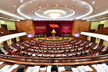 Thông báo Hội nghị lần thứ tư Ban Chấp hành Trung ương Đảng khoá XII