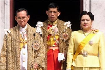 Hoàng thái tử Thái Lan sẽ kế vị cha