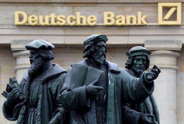 Deutsche Bank muốn giảm đến 1/5 nhân sự để hạ chi phí