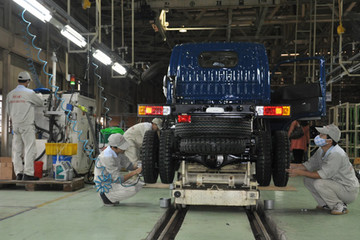 Vướng mắc trong việc xem xét hoàn thuế cho Nhà máy ô tô Veam