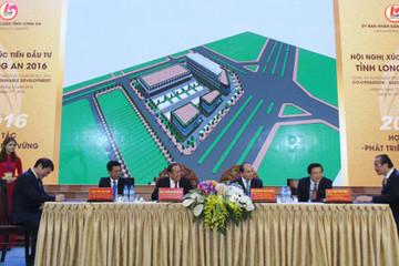 Long An kí ghi nhớ 4 dự án vốn đầu tư 14.300 tỉ đồng và 2,5 tỉ USD