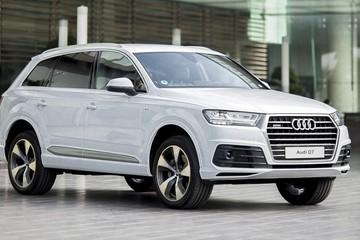 Sau xe sang A8, Audi tiếp tục triệu hồi Q7 tại Việt Nam