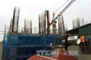 Hiểm họa từ các công trình xây dựng
