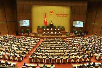 Khai mạc Kỳ họp thứ hai, Quốc hội khóa XIV