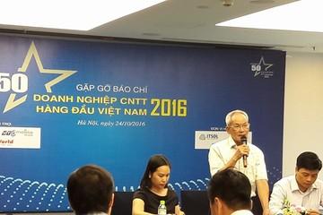 FPT Software, VNG, VTC Intecom lọt Top 50 doanh nghiệp CNTT hàng đầu Việt Nam