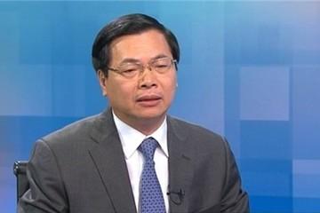 Vì sao cựu Bộ trưởng Vũ Huy Hoàng bị đề nghị cảnh cáo?