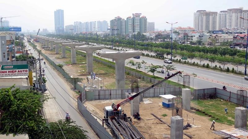 Kéo dài tuyến metro số 1 đến Dĩ An và Biên Hòa