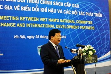 Biến đổi khí hậu tại Việt Nam gây thiệt hại gần 2 tỷ đô la mỗi năm