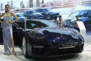 Porsche Panamera Turbo thế hệ mới giá hơn 10 tỷ đồng