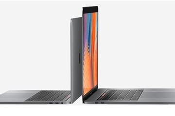 Ảnh MacBook Pro có Touch Bar giá từ 1.799 USD