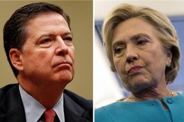 Bị FBI tái điều tra, Clinton hứng đòn nặng trước thềm bầu cử
