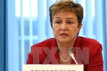 Quan chức EU trở thành Giám đốc điều hành Ngân hàng thế giới