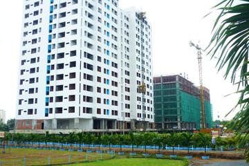 TP HCM có 52 dự án được bán nhà trên giấy