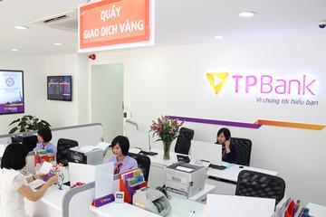 TPBank báo lãi quý 3 hơn 139 tỷ đồng, tăng 56%