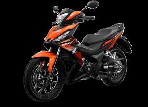 Đối thủ của Yamaha Exciter bổ sung thêm 3 màu mới, giá 45,5 triệu đồng