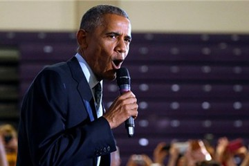 Obama nhắn nhủ cử tri dẹp