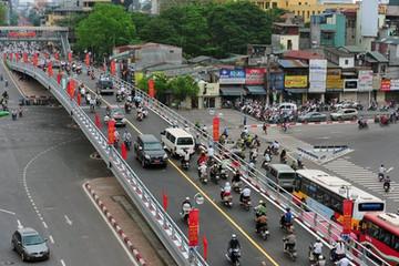 Hà Nội: Sắp có thêm cây cầu vượt nút giao thông đường An Dương - Thanh Niên