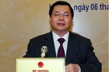 Cách chức Bí thư Ban Cán sự Đảng Bộ Công Thương trong thời gian 2011-2016 đối với ông Vũ Huy Hoàng
