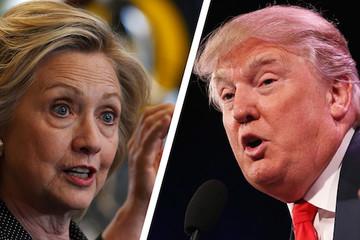 Ông Trump kêu gọi cử tri quay lưng với bà Clinton
