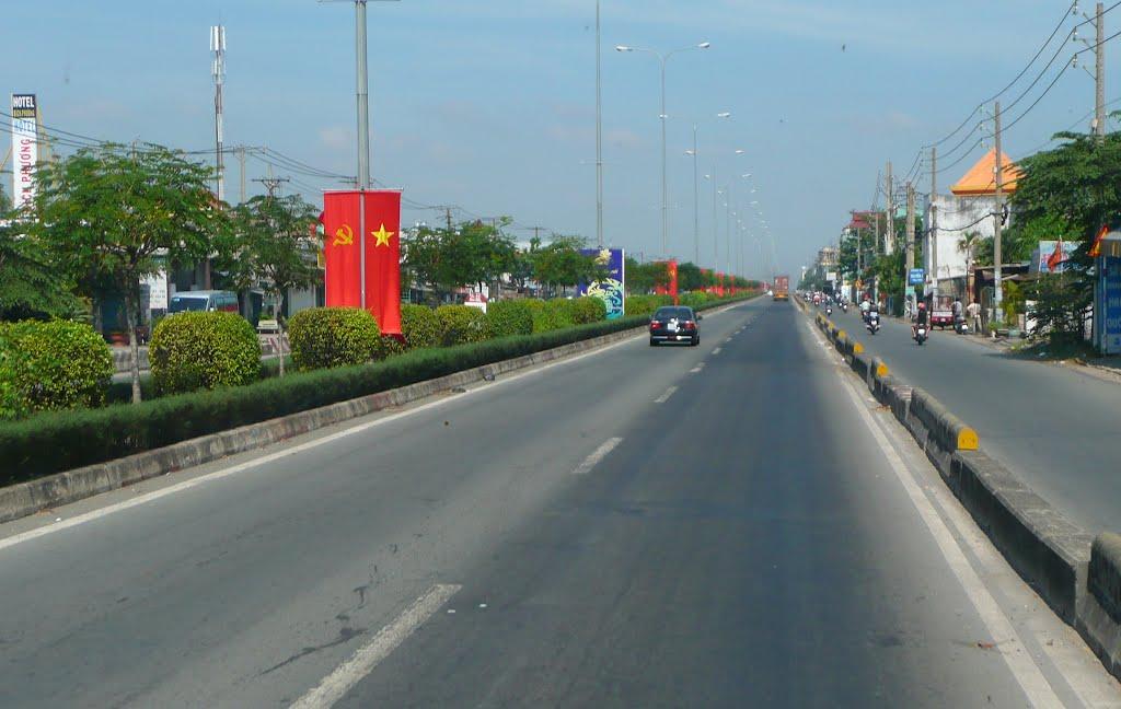 4 phương án mở rộng Quốc lộ 22 từ TP HCM đi Tây Ninh
