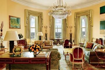 Hé lộ không gian sống của gia đình Tổng thống Obama