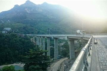 Khánh thành cầu Cốc Pài kết nối Hà Giang - Lào Cai