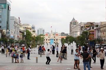 Đất phố đi bộ Nguyễn Huệ đắt nhất TPHCM, giá 1,1 tỷ đồng mỗi m2