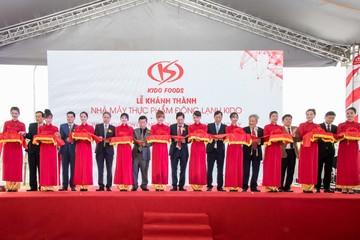 KIDO khánh thành nhà máy tại Bắc Ninh, lên kế hoạch sản xuất xúc xích